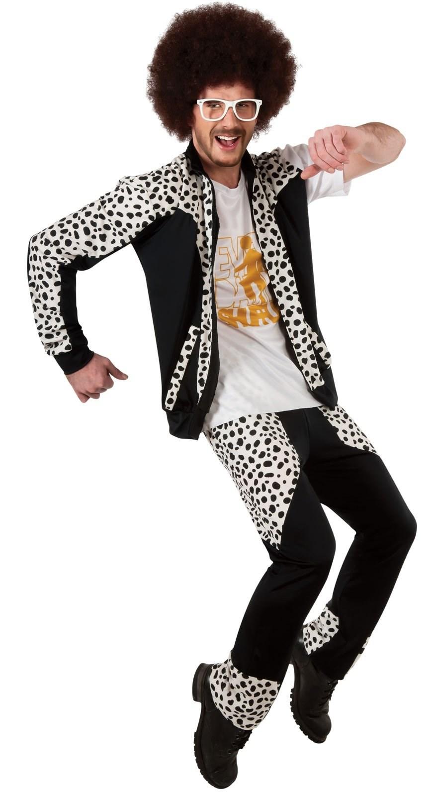 LMFAO Redfoo Adult Costume - Clearance Size X-Large