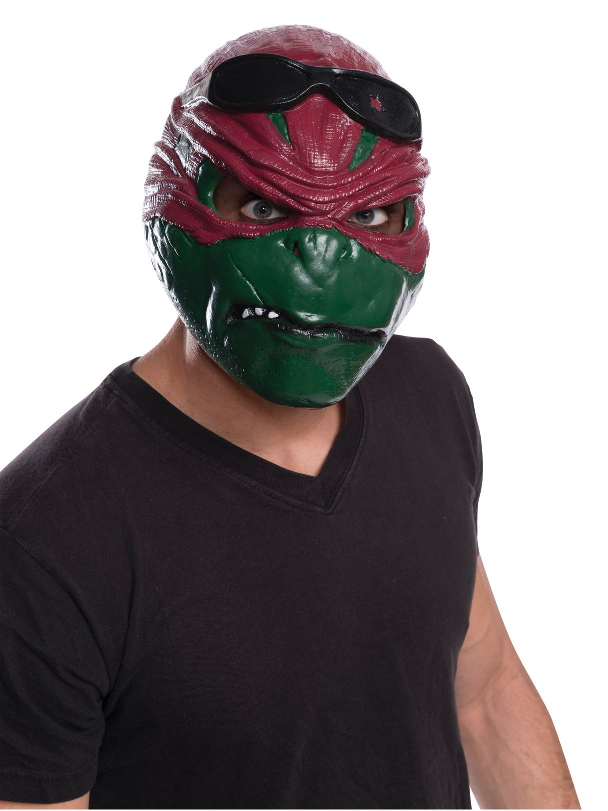 Teenage Mutant Ninja Turtle Raphael Adult Mask