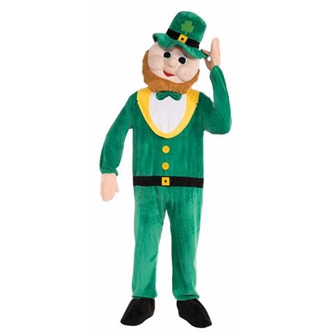 Leprechaun Mascot Adult Costume