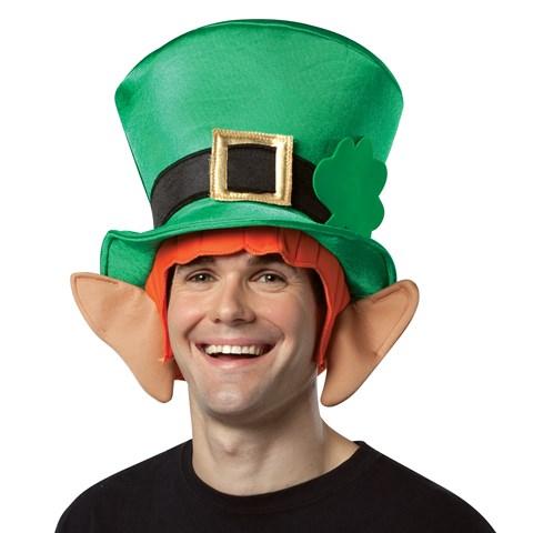 Leprechaun Top Hat With Ears