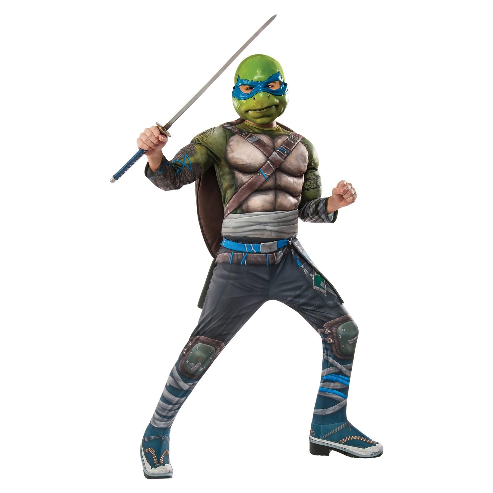 Teenage mutant ninja turtles movie costumes