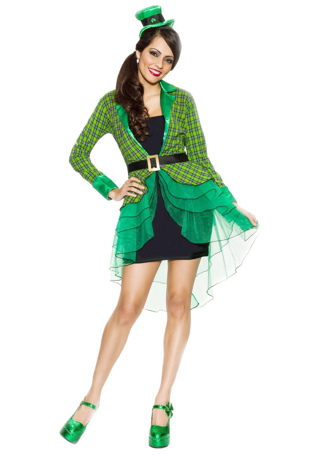 Sexy st patricks day costumes