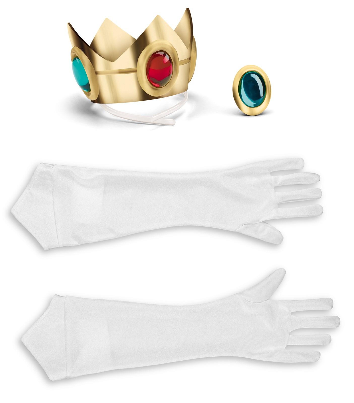 Super Mario Brothers - Princess Peach Accessory Kit