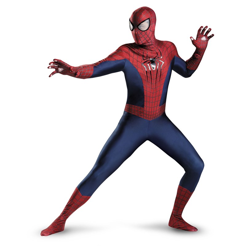 Spider Man Movie 2   Adult Theatrical Plus Size Costume for the 2015 Costume season.