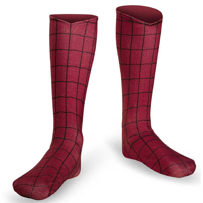 Spider Man Movie 2   Adult Boot Covers for the 2015 Costume season.