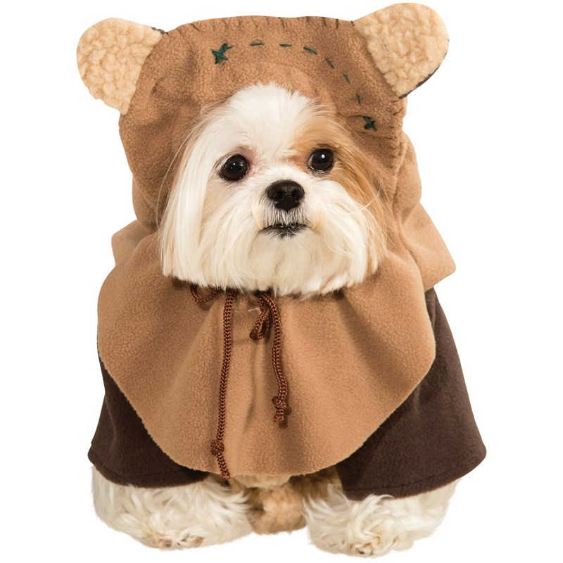 Star Wars   Ewok Dog Costume for the 2015 Costume season.