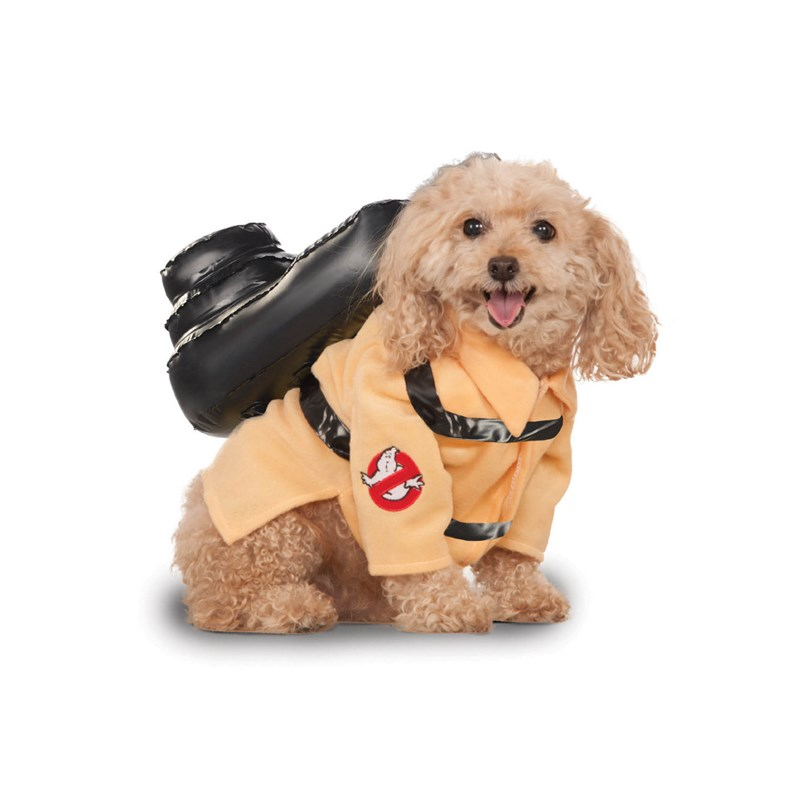 Ghostbusters Dog Costume for the 2015 Costume season.