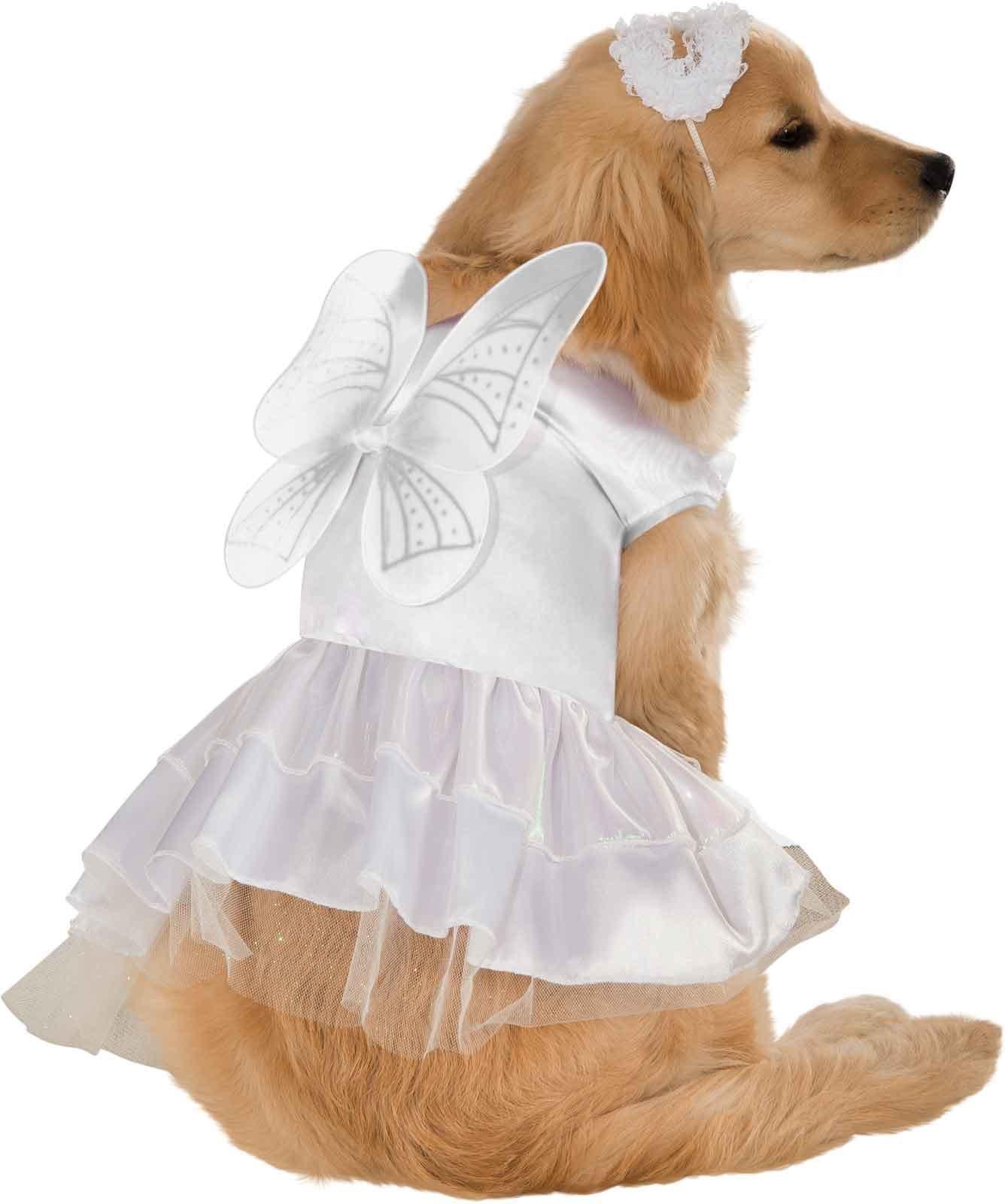 Image of Angel Dog Costume