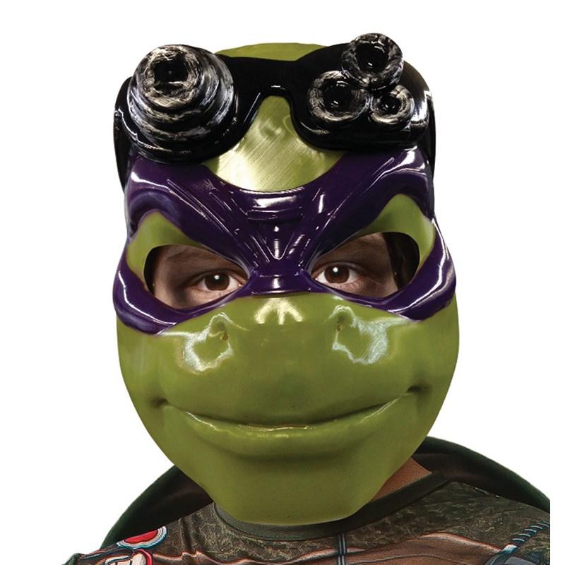 Teenage Mutant Ninja Turtle Movie   Donatello Adult Mask for the 2015 Costume season.