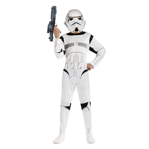 Star Wars Rebels - Stormtrooper Adult Costume