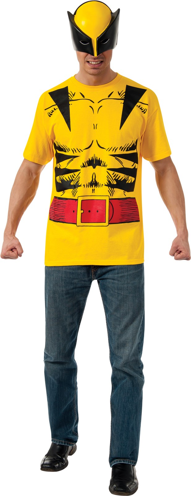 Marvel Comics - X-Men Wolverine T-Shirt Kit