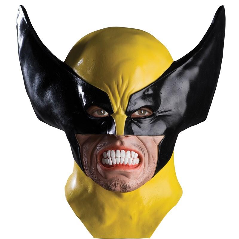 Marvel Comics   X Men Wolverine Mask for the 2015 Costume season.