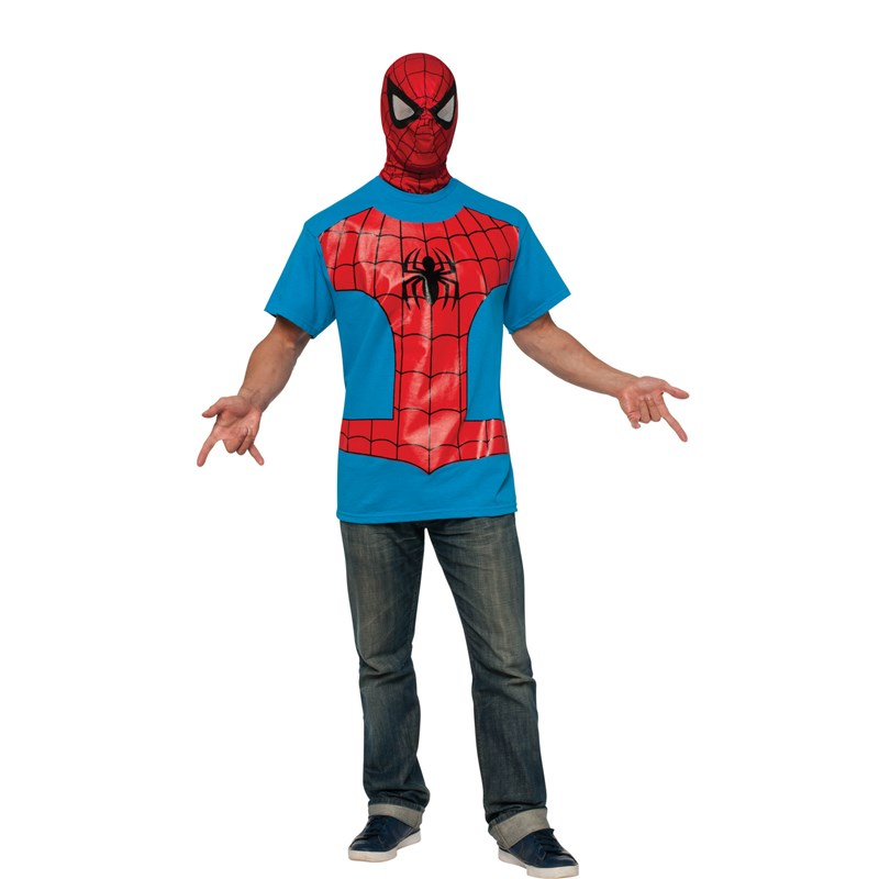 Marvel Classic   Spider Man Adult T Shirt Kit for the 2015 Costume season.