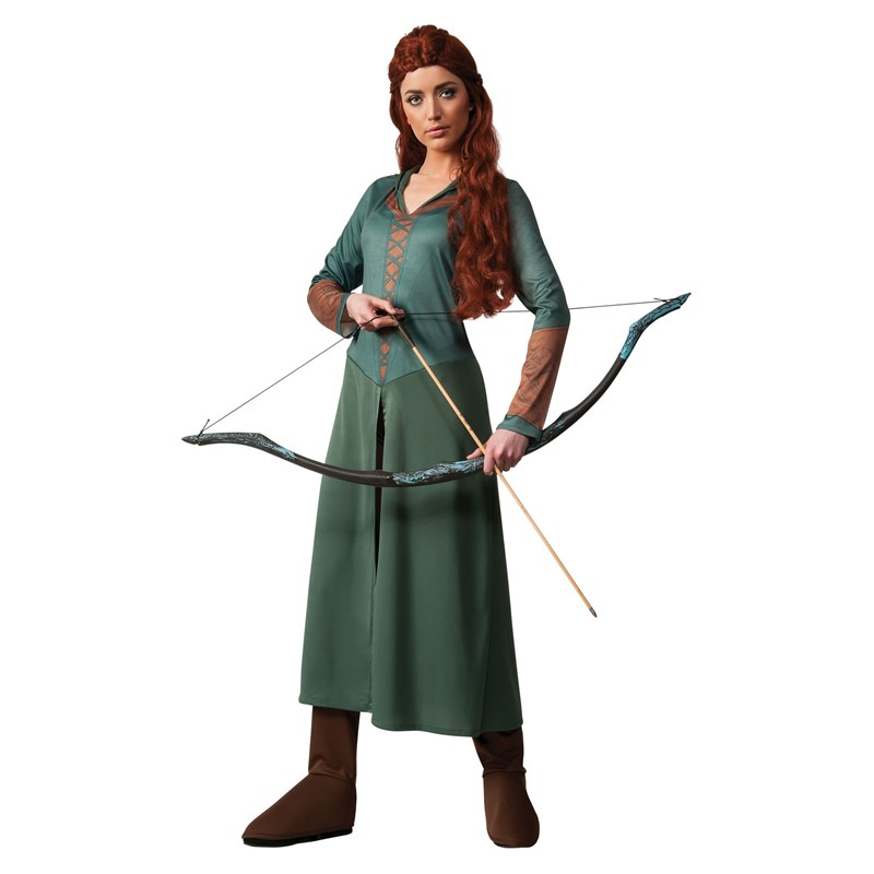 The Hobbit 2: Desolation of Smaug   Tauriel Elf Costume for the 2015 Costume season.