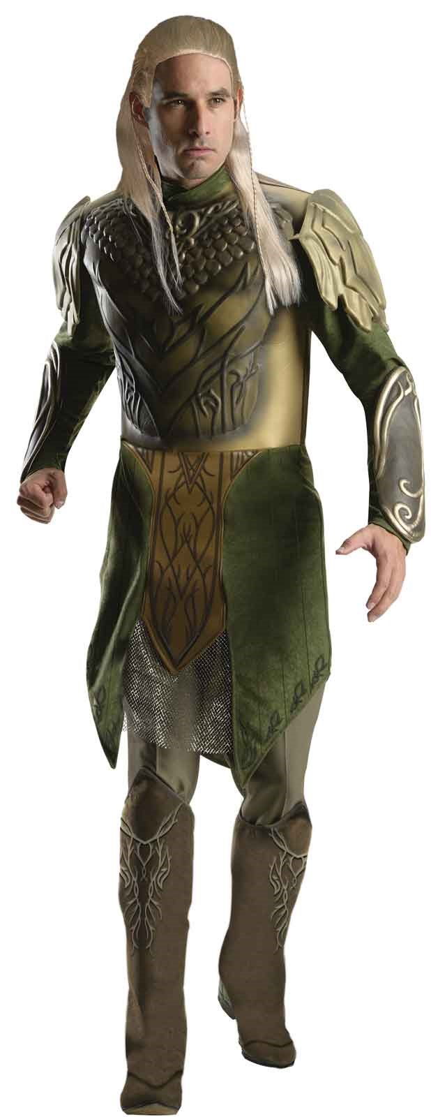 The Hobbit 2: Desolation of Smaug – Deluxe Legolas Elf Costume