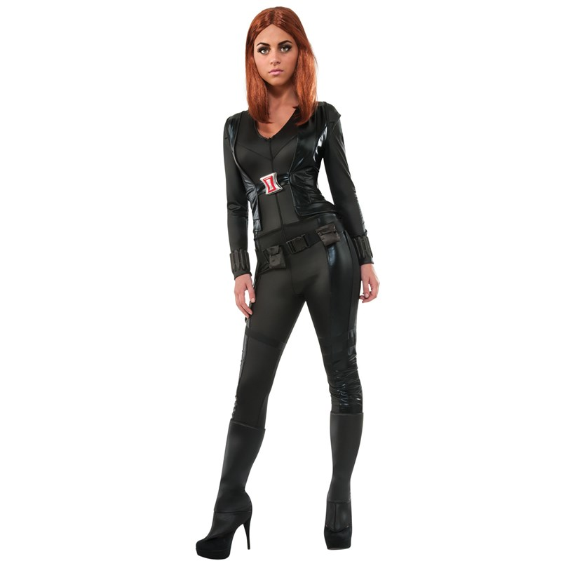 Captain America: The Winter Soldier   Secret Wishes Black Widow Jumpsuit for the 2015 Costume season.