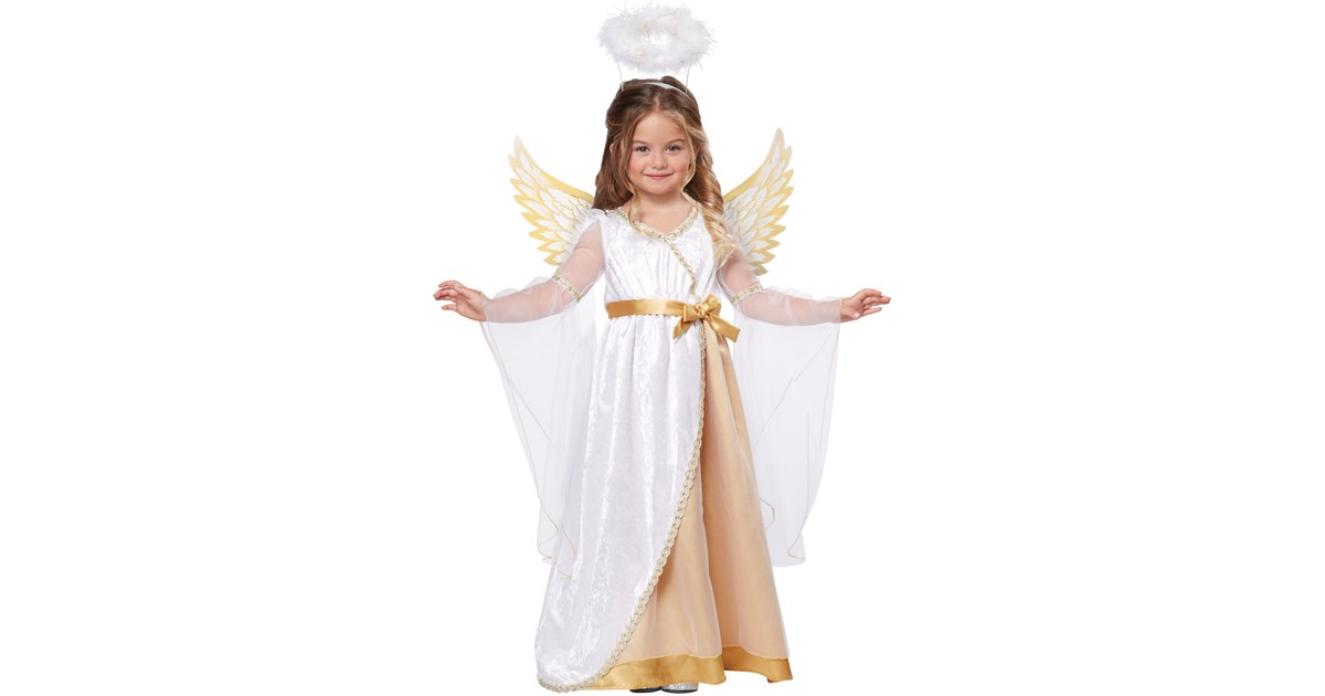 Sweet Little Angel Toddler Costume Buycostumes Com