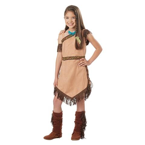 Native American Princess Child Costume