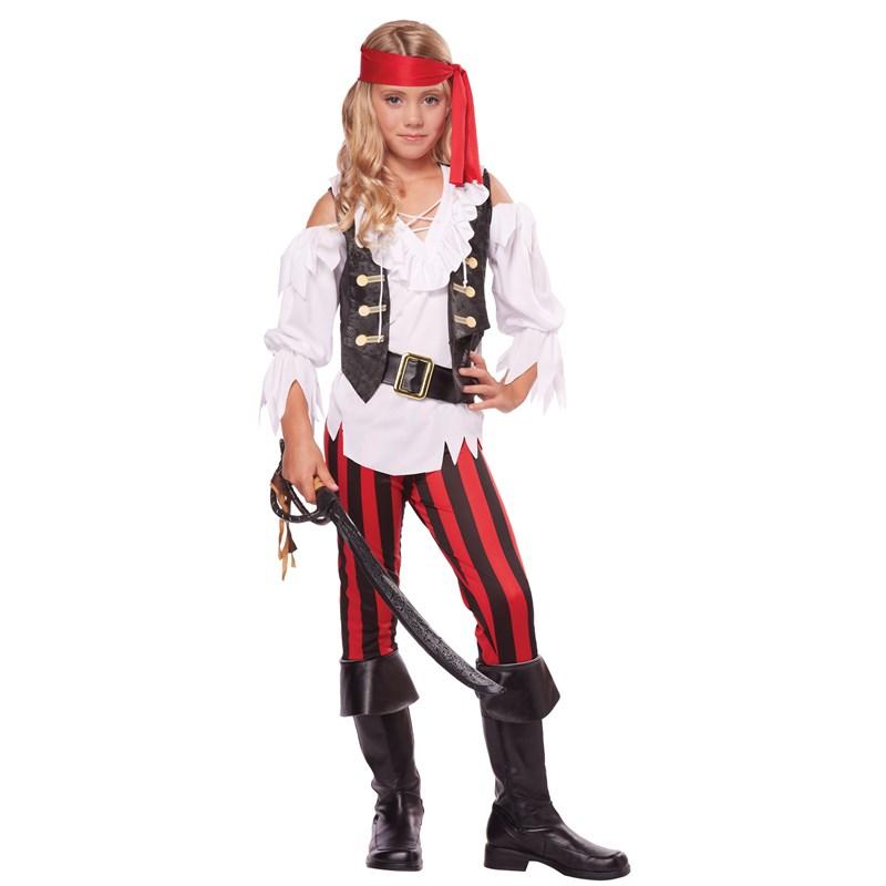 Posh Pirate Child Costume for the 2015 Costume season.