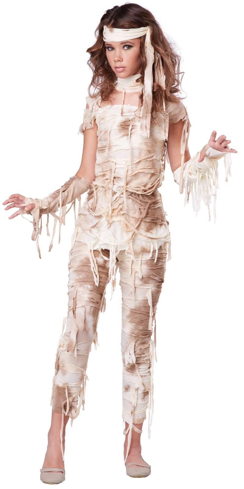 Mysterious Mummy Tween Costume