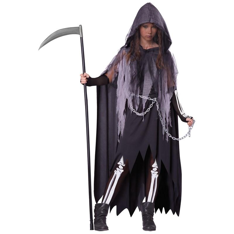 Miss Reaper Tween Costume for the 2015 Costume season.