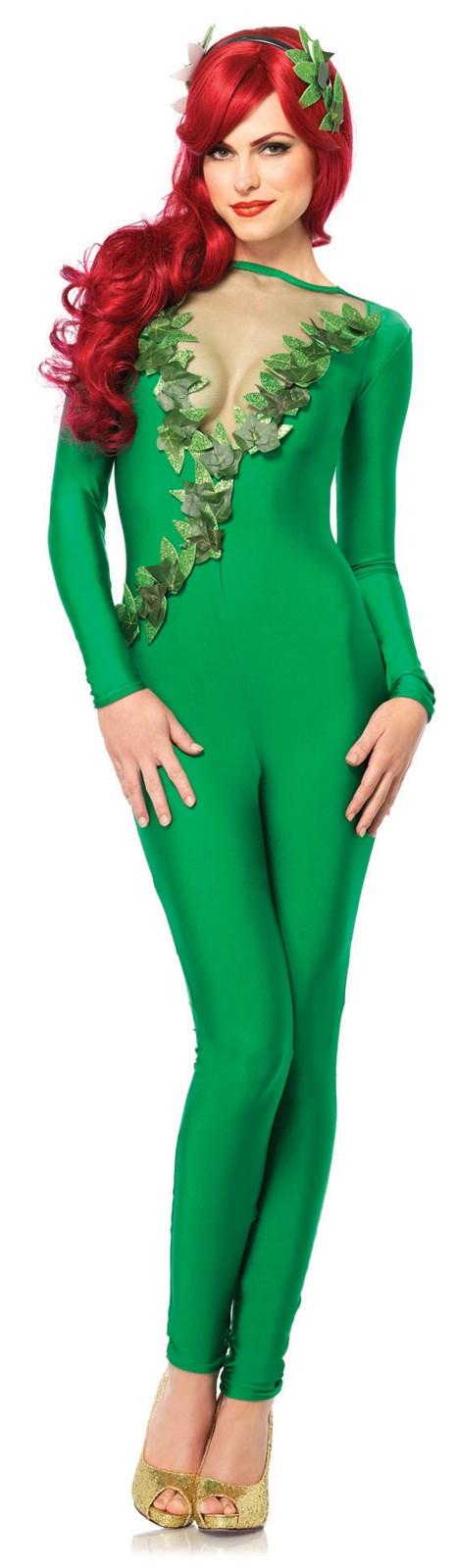 Poison Ivy Vixen Costume