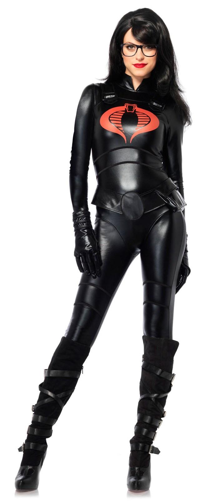 GI Joe – Baroness Costume