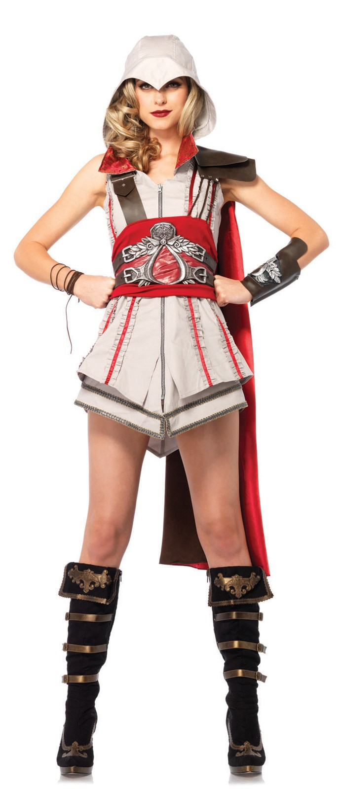 Assassins Creed – Ladies Ezio Costume