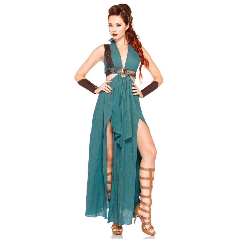 Medieval Warrior Maiden Costume for the 2015 Costume season.