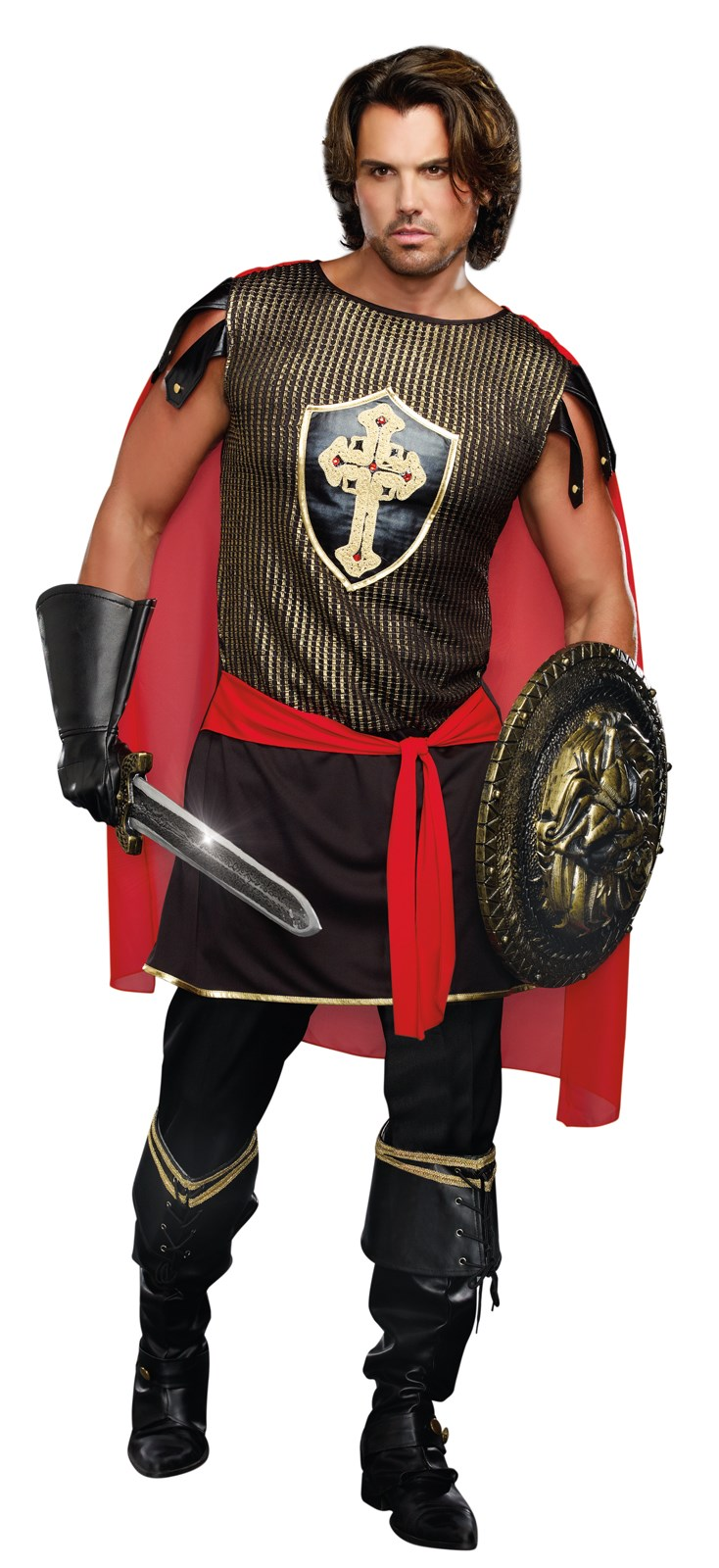 Image of Adult King Of Swords Medieval Costume
