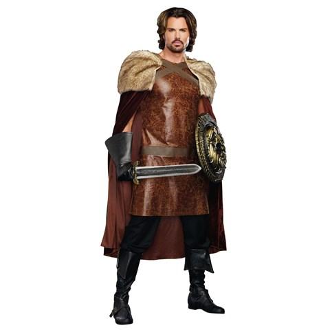 Medieval Dragon Warrior Costume