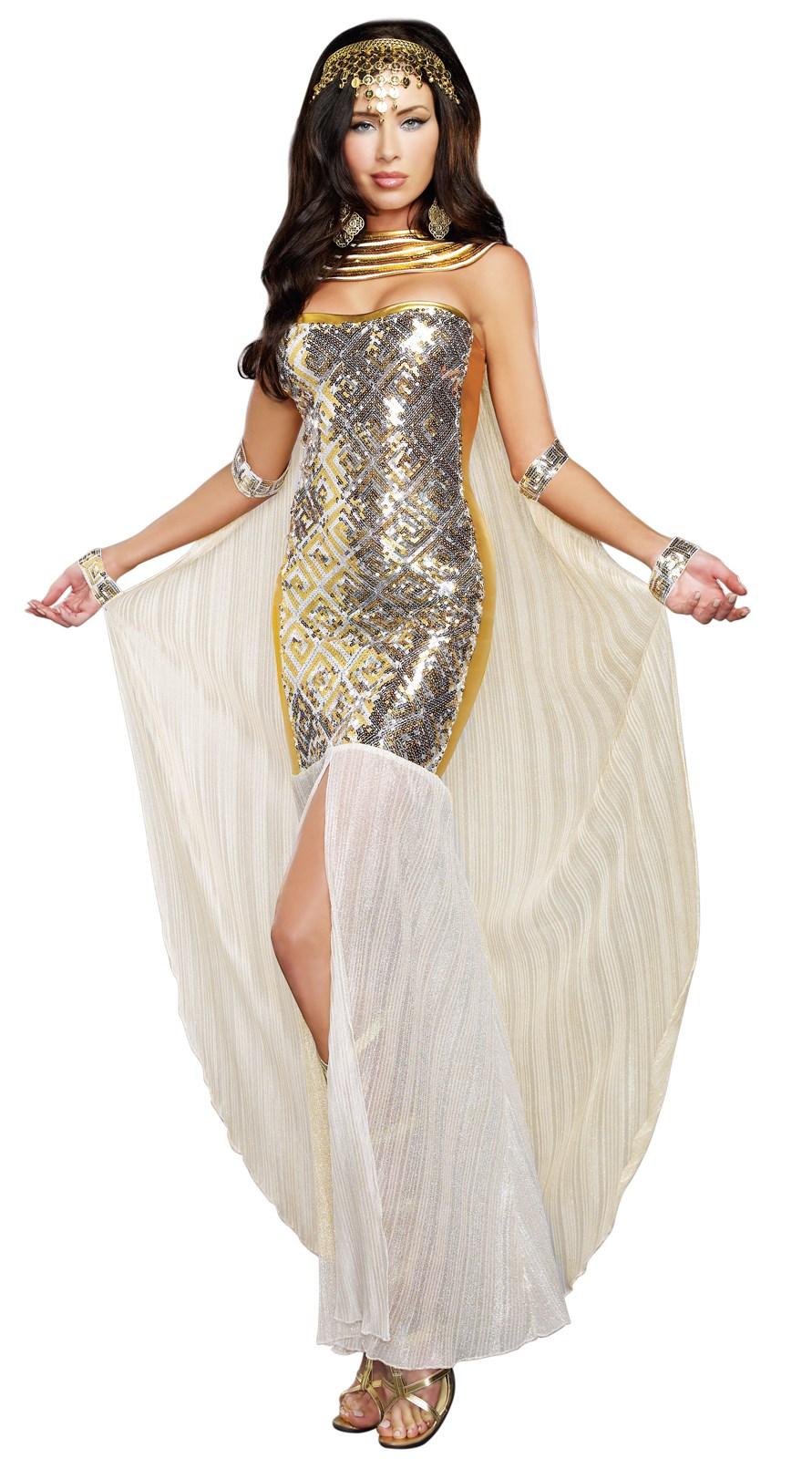 Nefertiti Egyptian Costume