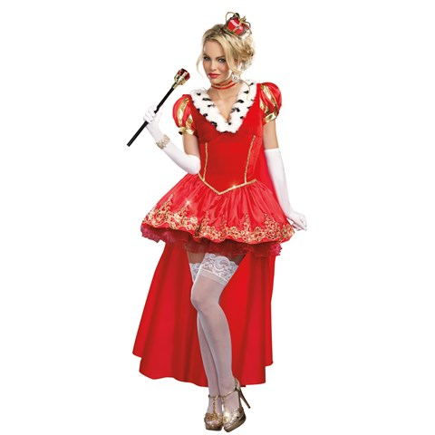 The Royals Queen Costume