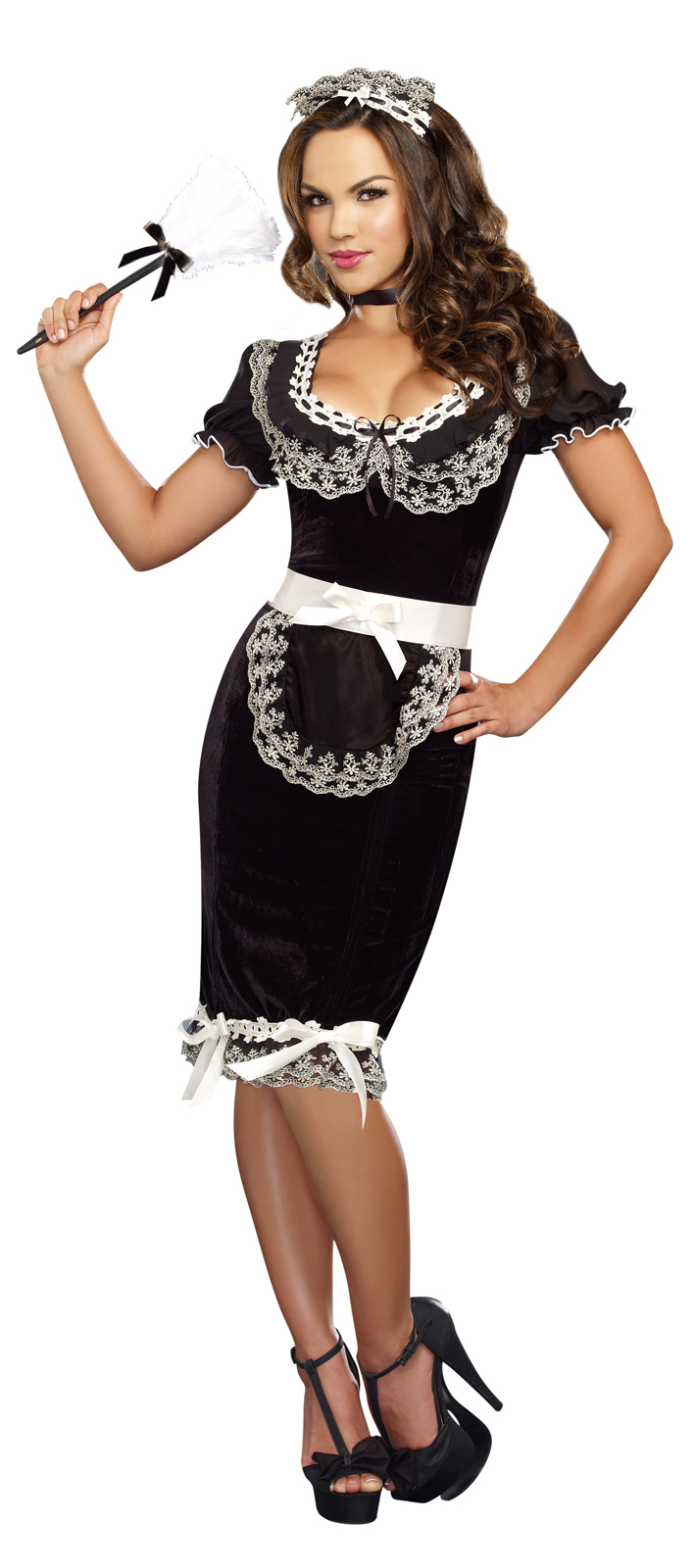 ... Sexy Plus Size Maid DressCheck Price Keep ...  sc 1 st  Google Sites & Best Sexy French Maid Costumes