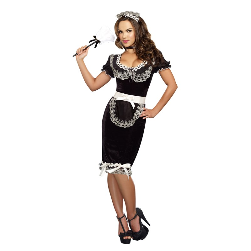 Keep It Clean Sexy Maid Dress for the 2015 Costume season.