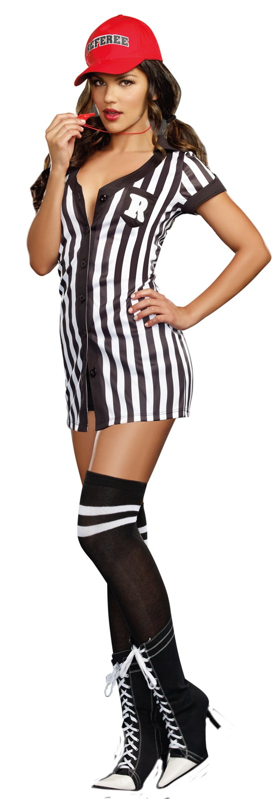 My Game, My Rules Referee Outfit