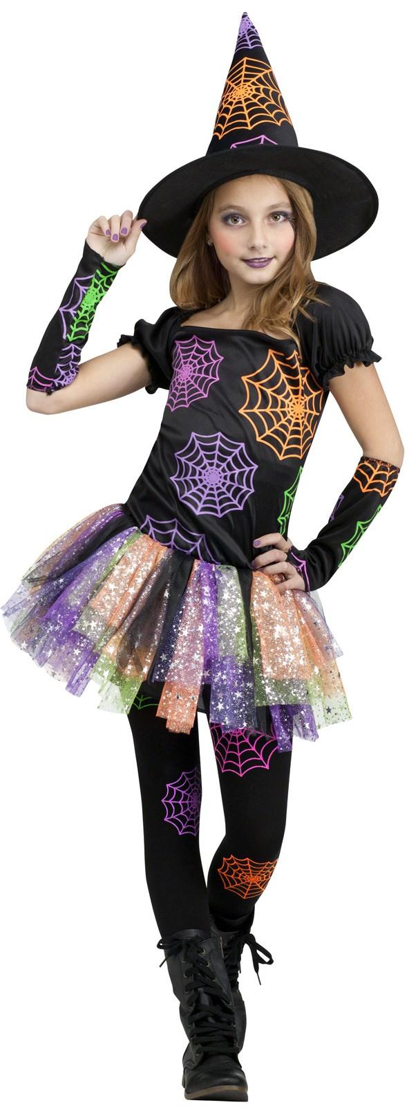 Wild Witch Child Costume