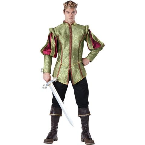 Renaissance Adult Prince Outfit Costume