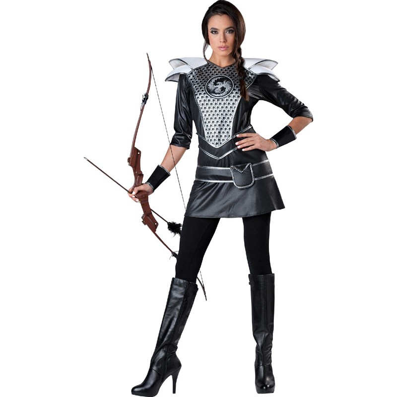 Midnight Huntress Dress   Womens Costume for the 2015 Costume season.