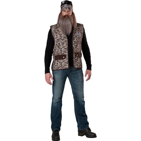 Duck Dynasty - Adult Phil Costume