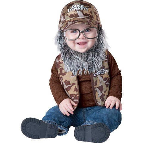 Duck Dynasty - Uncle Si Infant/Toddler Costume