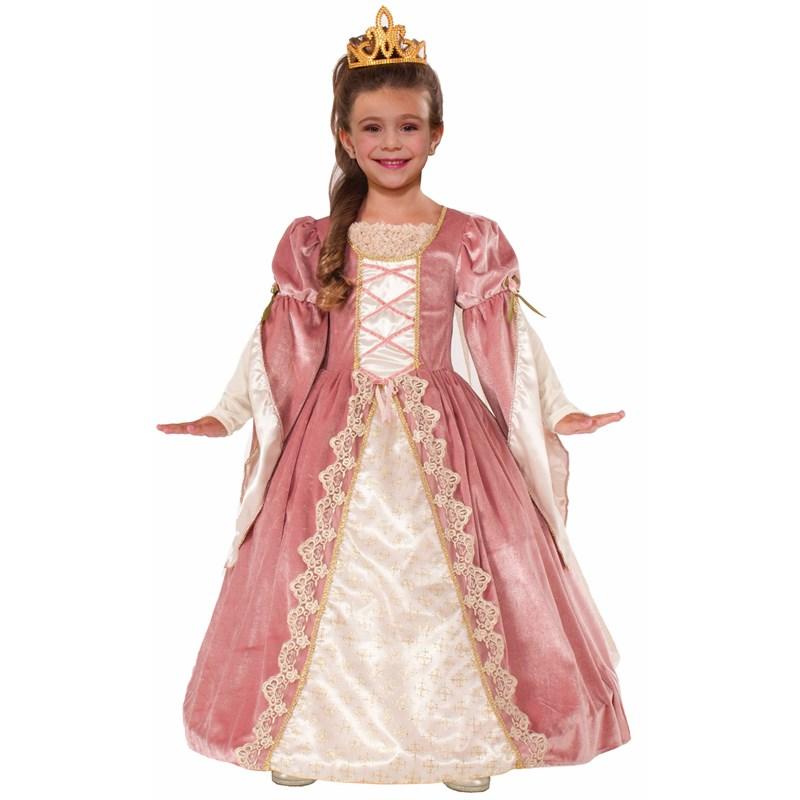 Victorian Rose Child Costume for the 2015 Costume season.