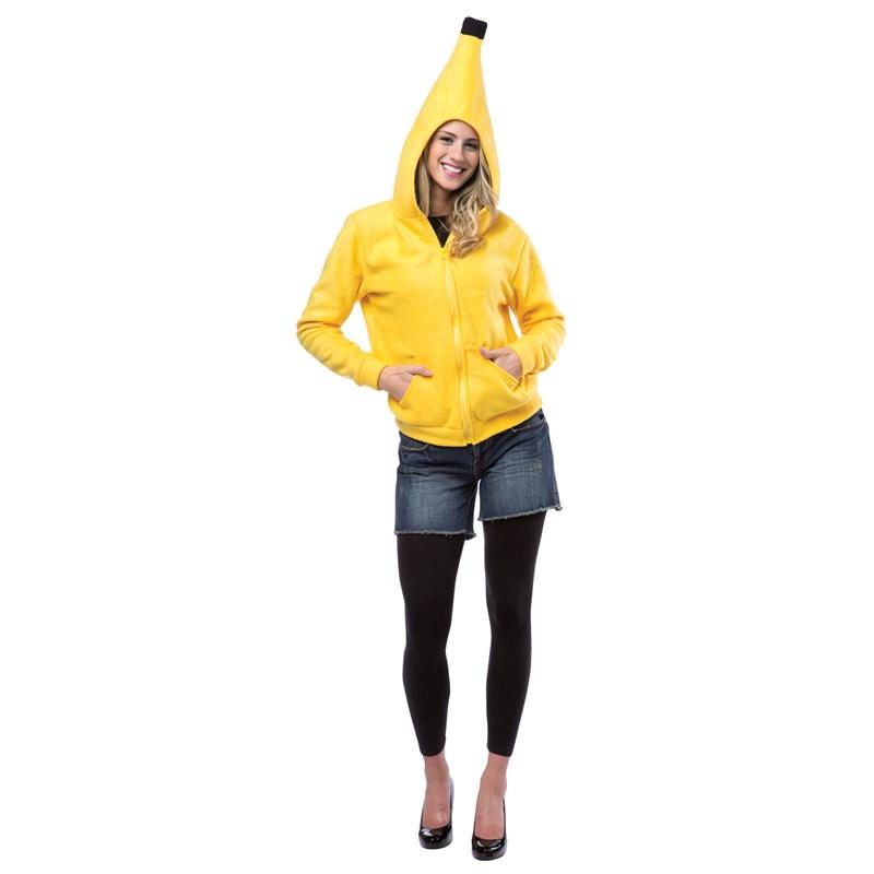Yellow Banana Hoodie for the 2015 Costume season.
