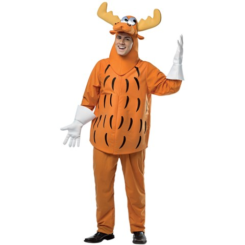 DreamWorks - Bullwinkle Adult Movie Costume