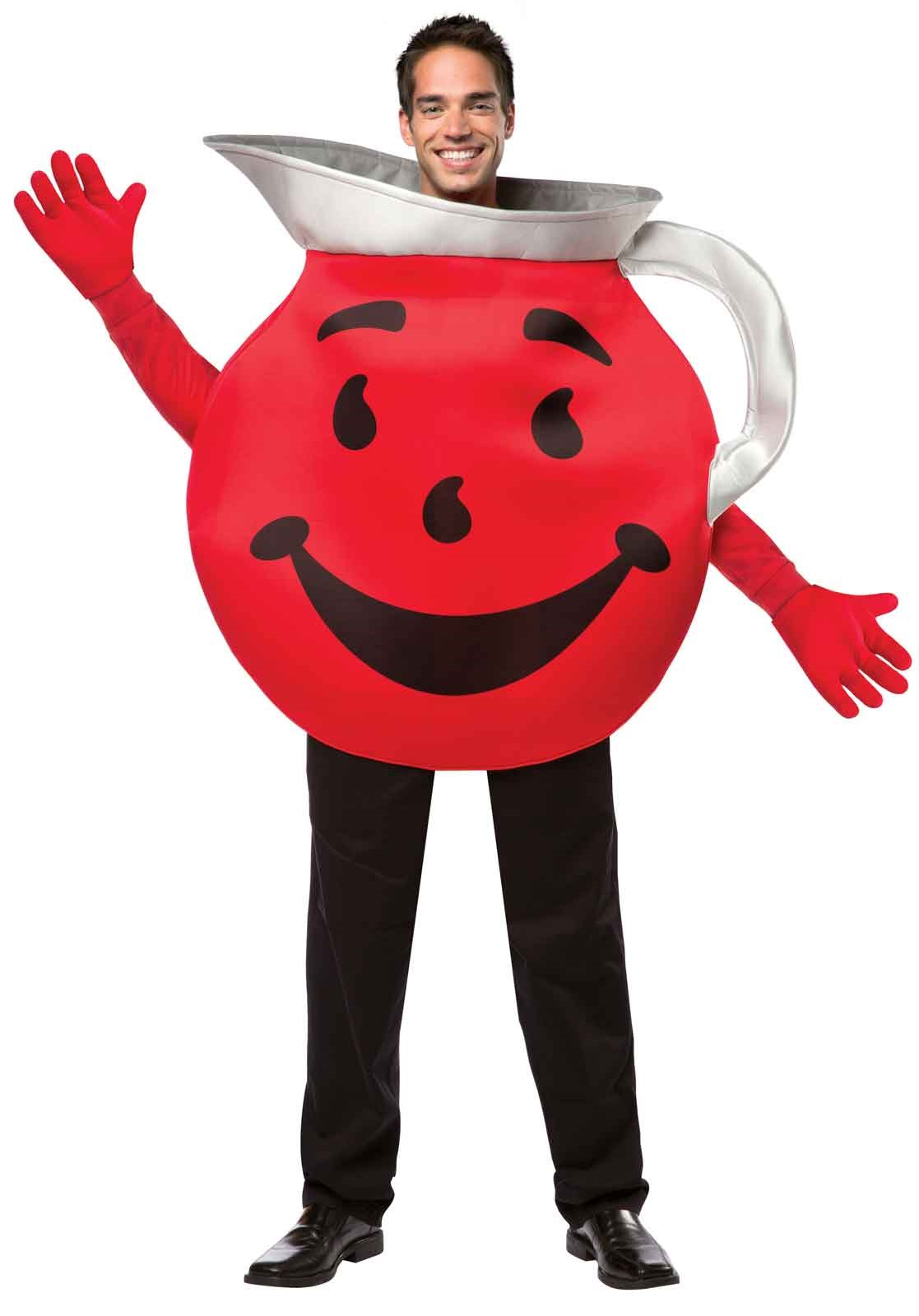 Kool-Aid Man Adult Costume