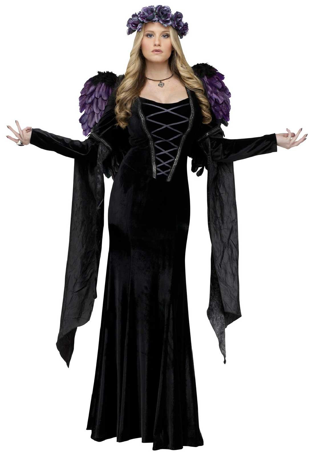 Renaissance Angel Gown Costume