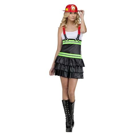 Wild Fire Womens Firefighter Costume