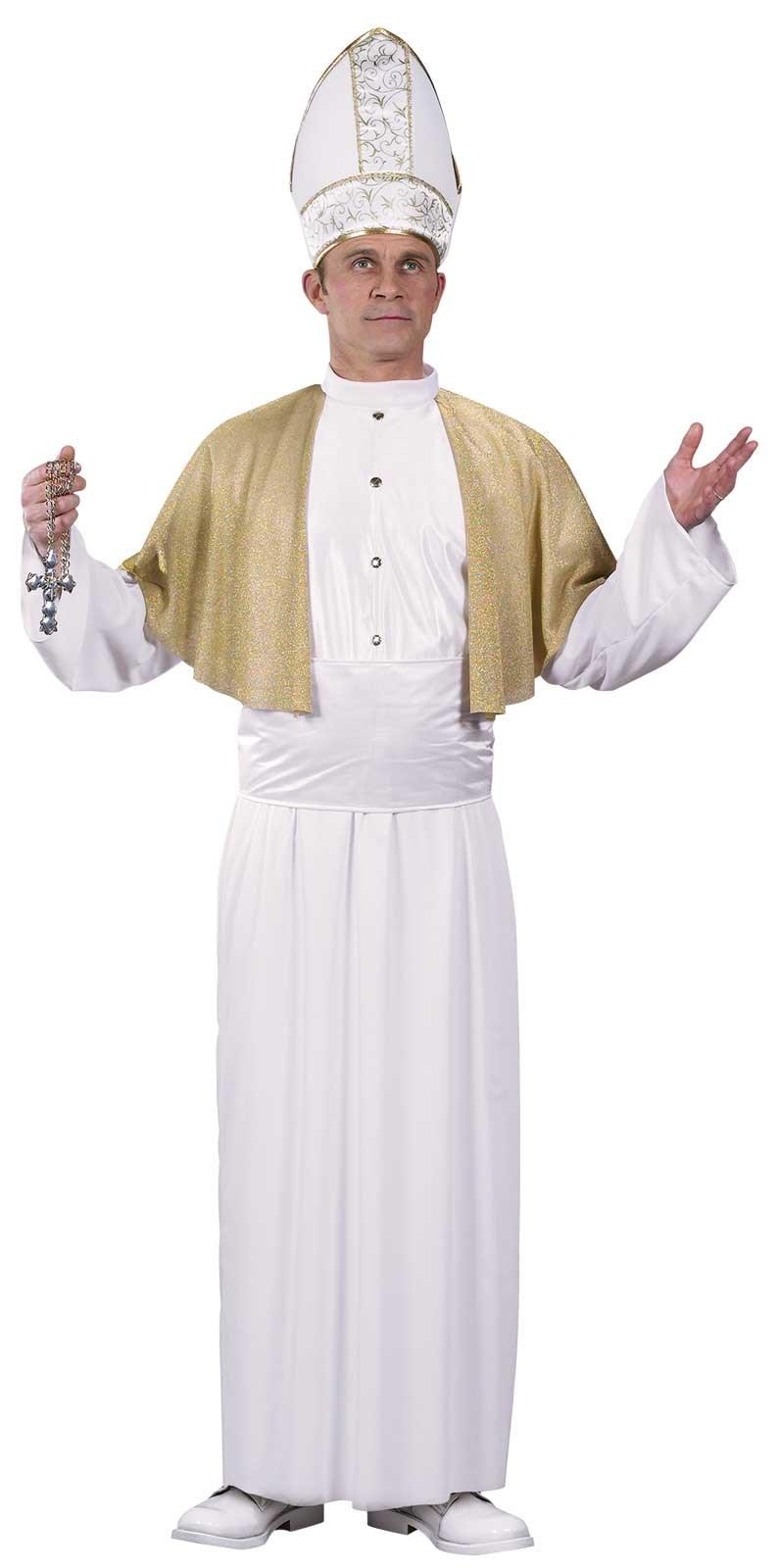 Pontiff Adult Plus Size Costume