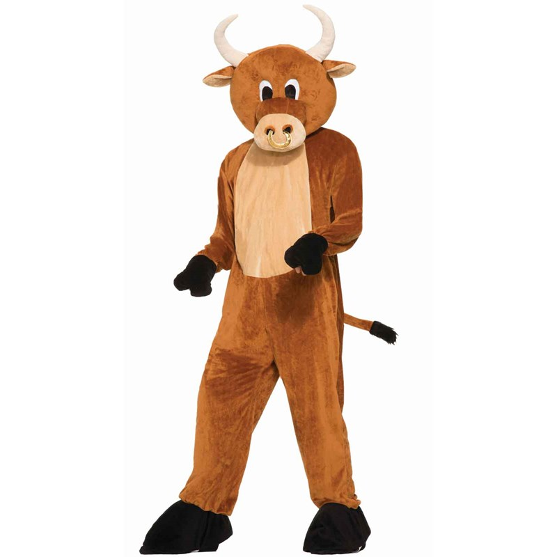 Brutus The Bull Mascot Costume for the 2015 Costume season.