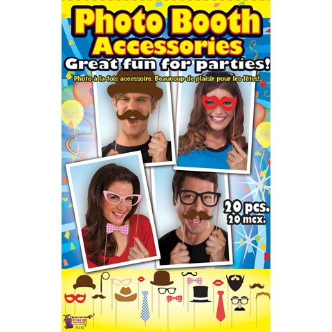 Funny Photo Booth Accessories